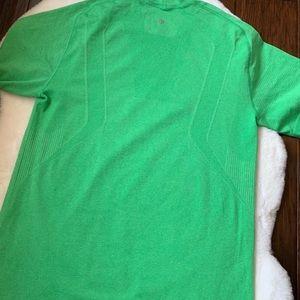 Lululemon men meta vent shirt short sleeve M